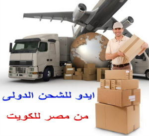 شركة شحن بضائع مبرد من مصر الى الكويت