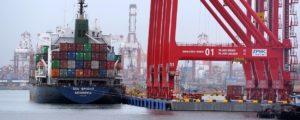 شركات الشحن البحرى العالمية للبضائع فى مصر